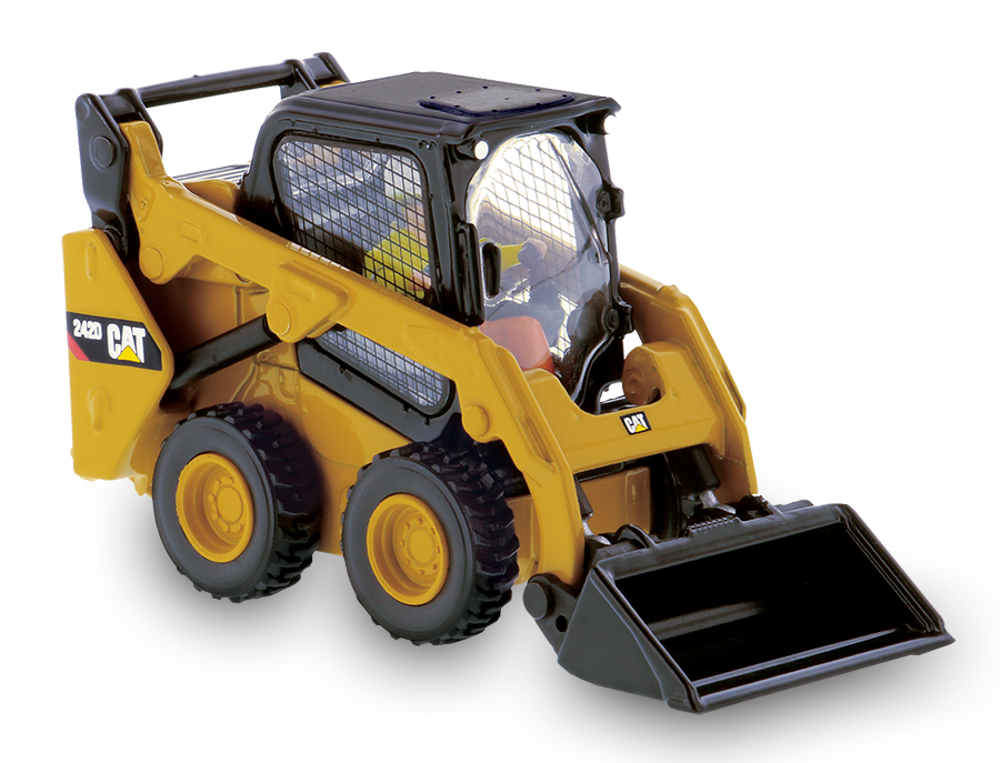 Diecast-Masters-85525-Caterpillar-Cat-242D